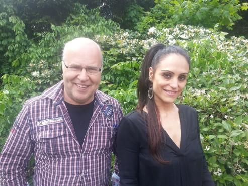 Henk en Myriam